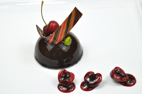 Intrigantissimo stevia cake, a base di cioccolato e stevia rebaudiana